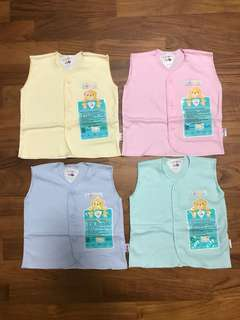 0-3/3-6 months Sleeveless Top