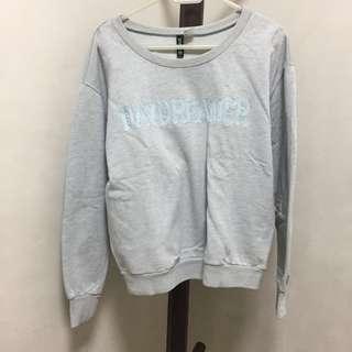 'Daydreamer' Pastel Bluegreen Sweater