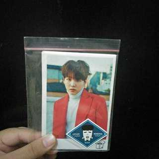 Bts suga unofc photocard set