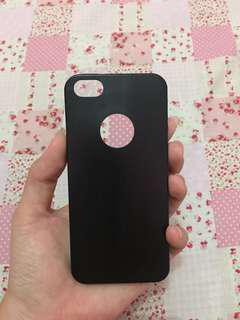 Case hitam Iphone 5/ 5s