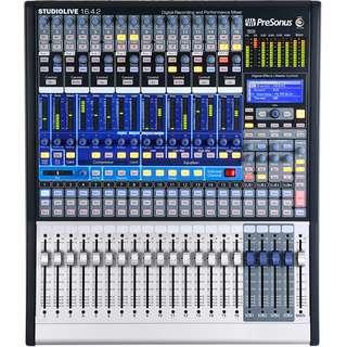 Presonus Studiolive 16.4.2 16-Channel Mixer