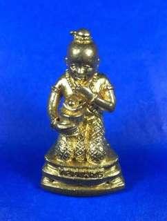 Lp Hong Phra Kumanthep Amulet Year 2008 - Design (1)