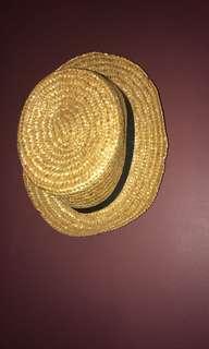 Summer straw hat - Dangerfield