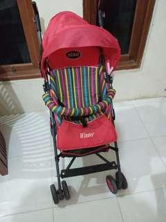 Baby Stoller Pliko