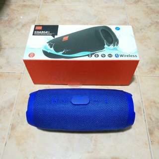 Charge 3 Wireless Bluetooth Speaker (Brand New) NOT JBL Brand
