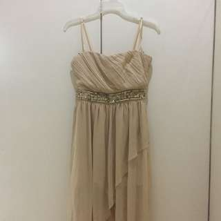 Forever 21 Nude Gown