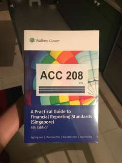 A Practical Guide to Financial Reporting Standards 6th Edition