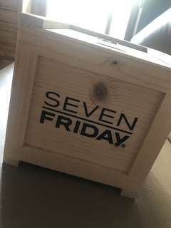 🚚 Seven Friday P-Series