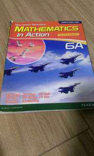 Mathematics In Action 6a
