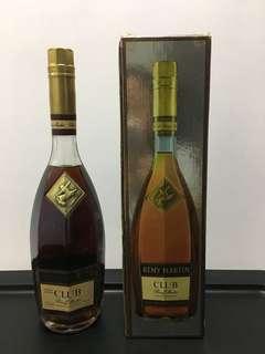 舊洋酒(人頭馬CLUB) 70CL