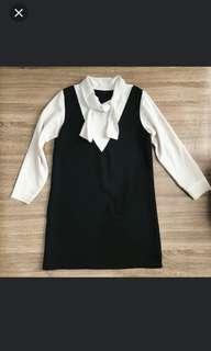Dress/ blouse office look