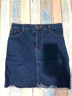 rok / jeans skirt