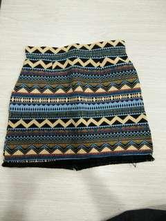Tribal Skirt #July70