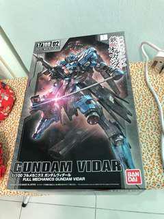 1/144 Full Mechanics Gundam Vidar