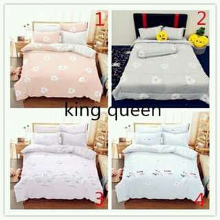 5 in 1 Bed set(FREE POSTAGE)