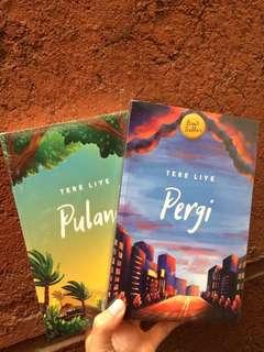 Novel Pulang + Pergi Tere Liye