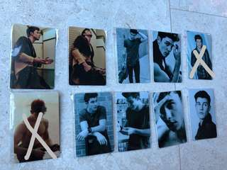 Shawn Mendes EZ link card stickers!