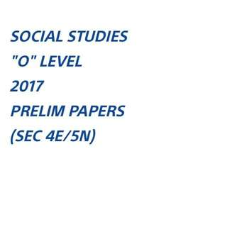 ($8) SS 2017 PRELIM PAPERS SOFTCOPY