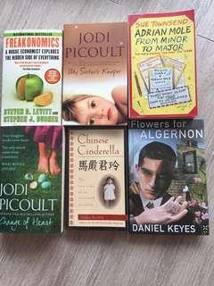 Book Sale! Steep discounts