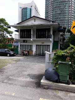 Kuala Lumpur Golden Triangle Township, Property *Land* to let-go! (Kampung Baru, next to MRT Station)