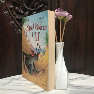 Five Children & IT - E. Nesbit - English