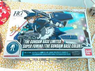Super Fumina Gundam Base