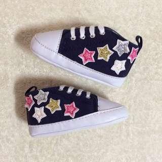 Soft sole shoes size 21