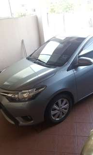 Toyota vios 2014 (E)- Auto for sale