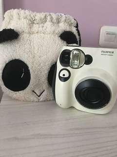 Fuji Instax Polaroid - Panda Series