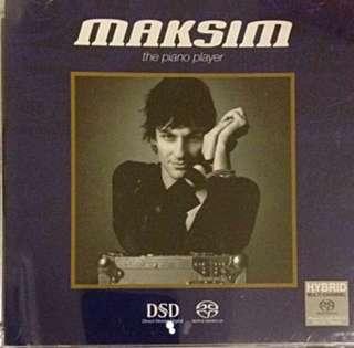 ( SACD ) Maksim The Piano Player