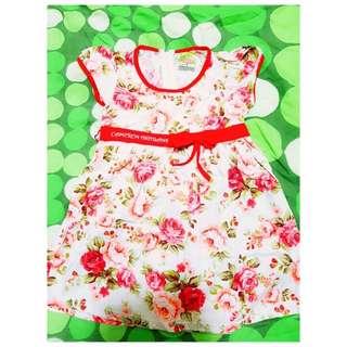 Baby Girl flower Dress