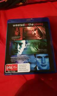 Wasted on the young Blu-ray