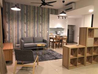 Studio fully furnished for rent