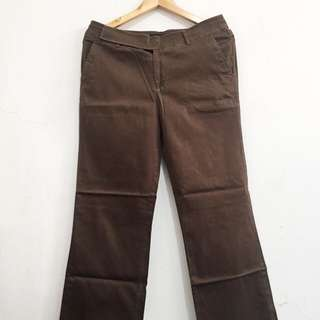 Hammer Brown Pants