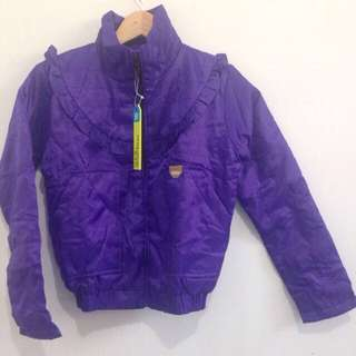 Ouval Research Purple Jacket