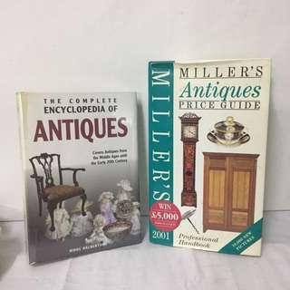 Antique Encyclopedia and Miller's price guide
