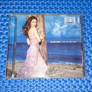 🆒 Celine Dion - A New Day Has Come [2002] Audio CD