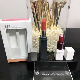 BN Sep Beauty 2 Pieces Lipstick Set.