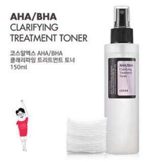 Cosrx AHA BHA Clarifying Treatment Toner 150ml
