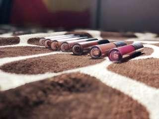 Colourpop Lippies