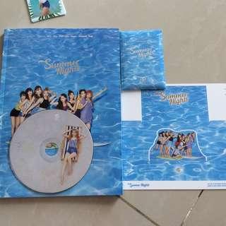 WTS TWICE UNSEALED SUMMER NIGHT ALBUM