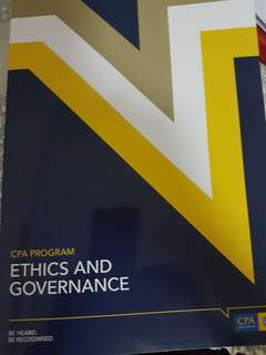 CPA australia 2nd edition
