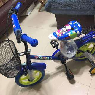 兒童腳踏車-可議