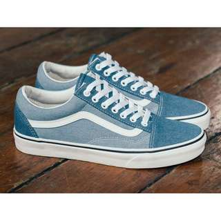 Vans Old Skool Denim 2 Tone