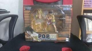 🚚 海賊王pop dx公仔