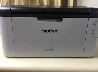 Move out sale-Brother wireless laser printer HL-1210