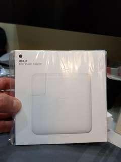 Apple 87W USB-C Power Adapter (BNIB)