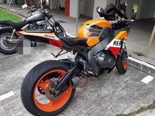 Repsol CBR1000RR