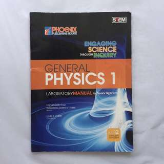 Engaging Science Through Inquiry || General Physics 2 Laboratory Manual for Senior High School
