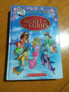 Thea Stilton, The Secret of the fairies